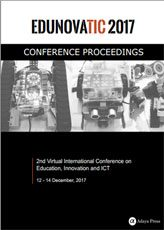 Conference Proceedings EDUNOVATIC 2017